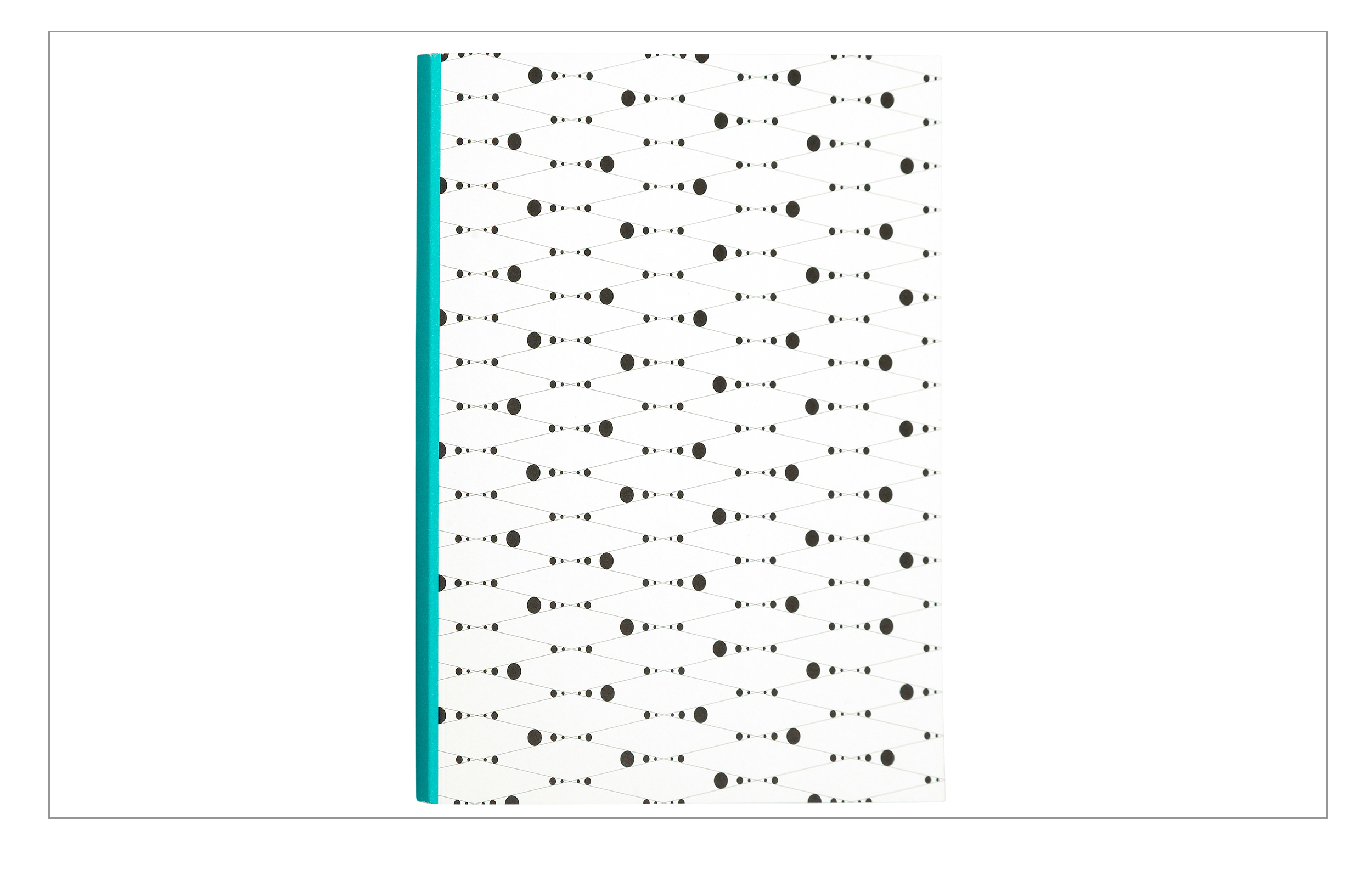 Ink Notebook turquoise
