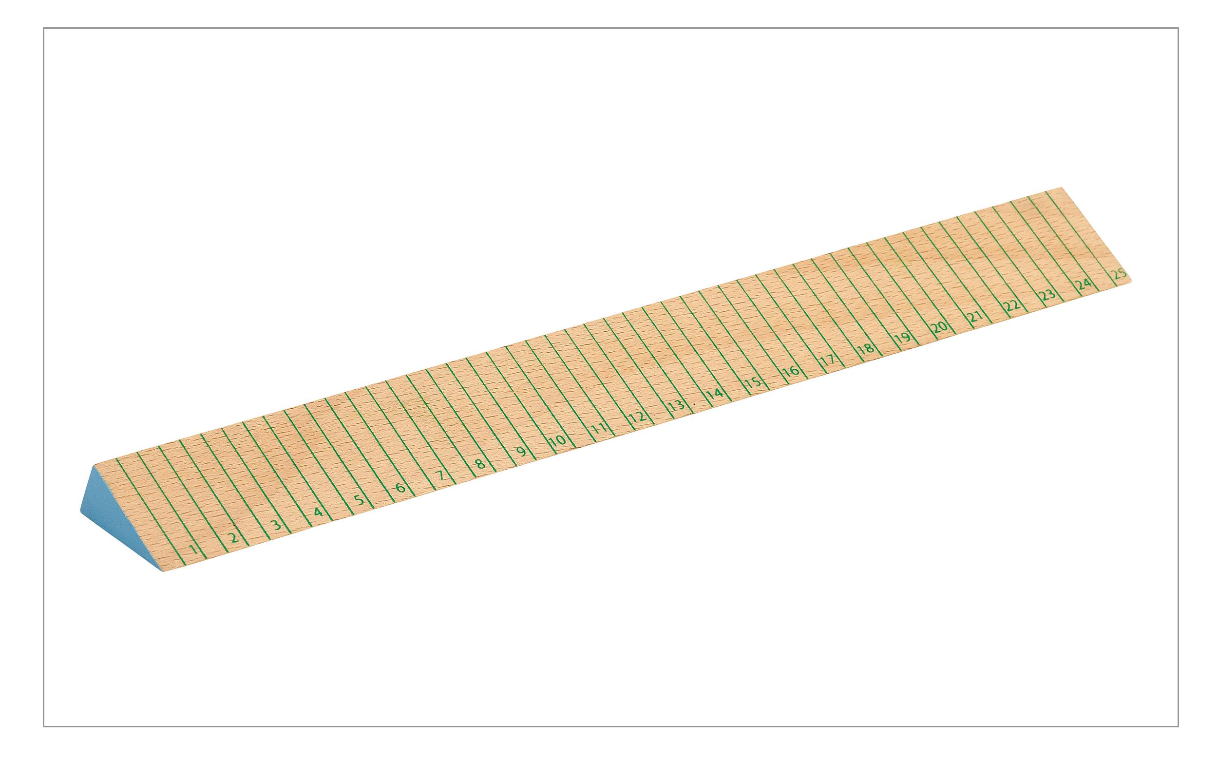 Wooden Ruler 05